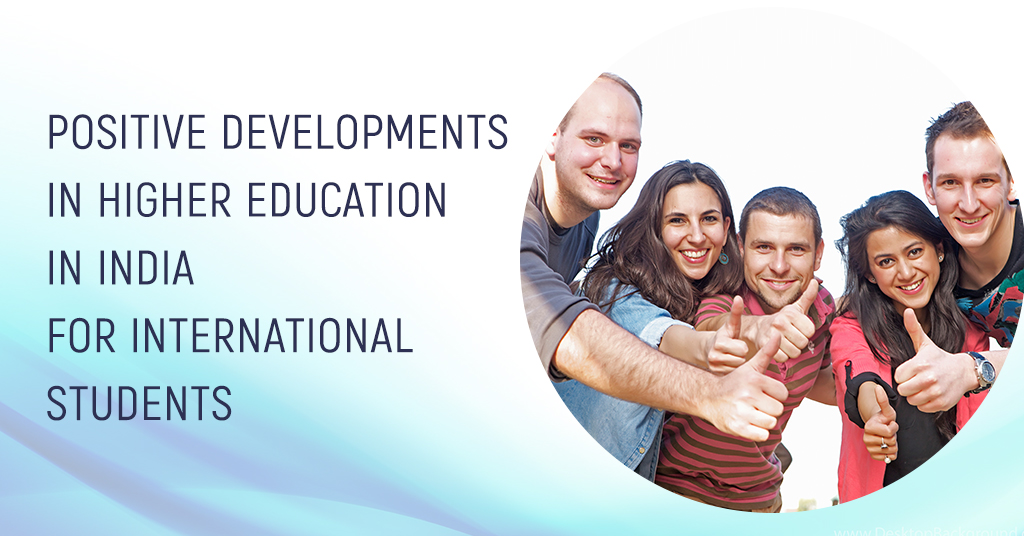 Higher Education in India for International students