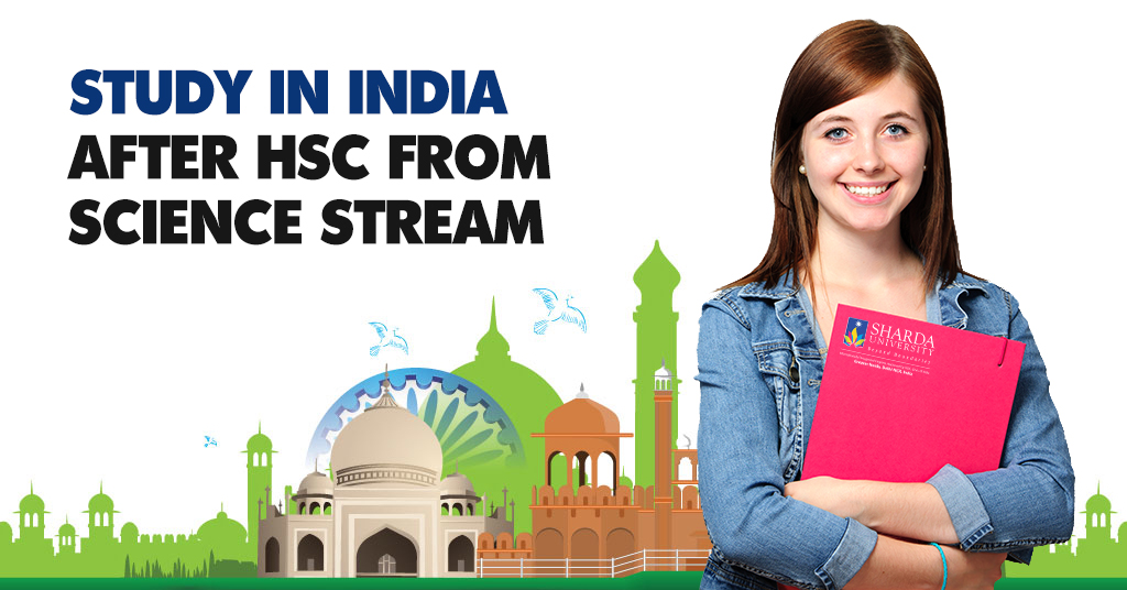 Study in India after HSC